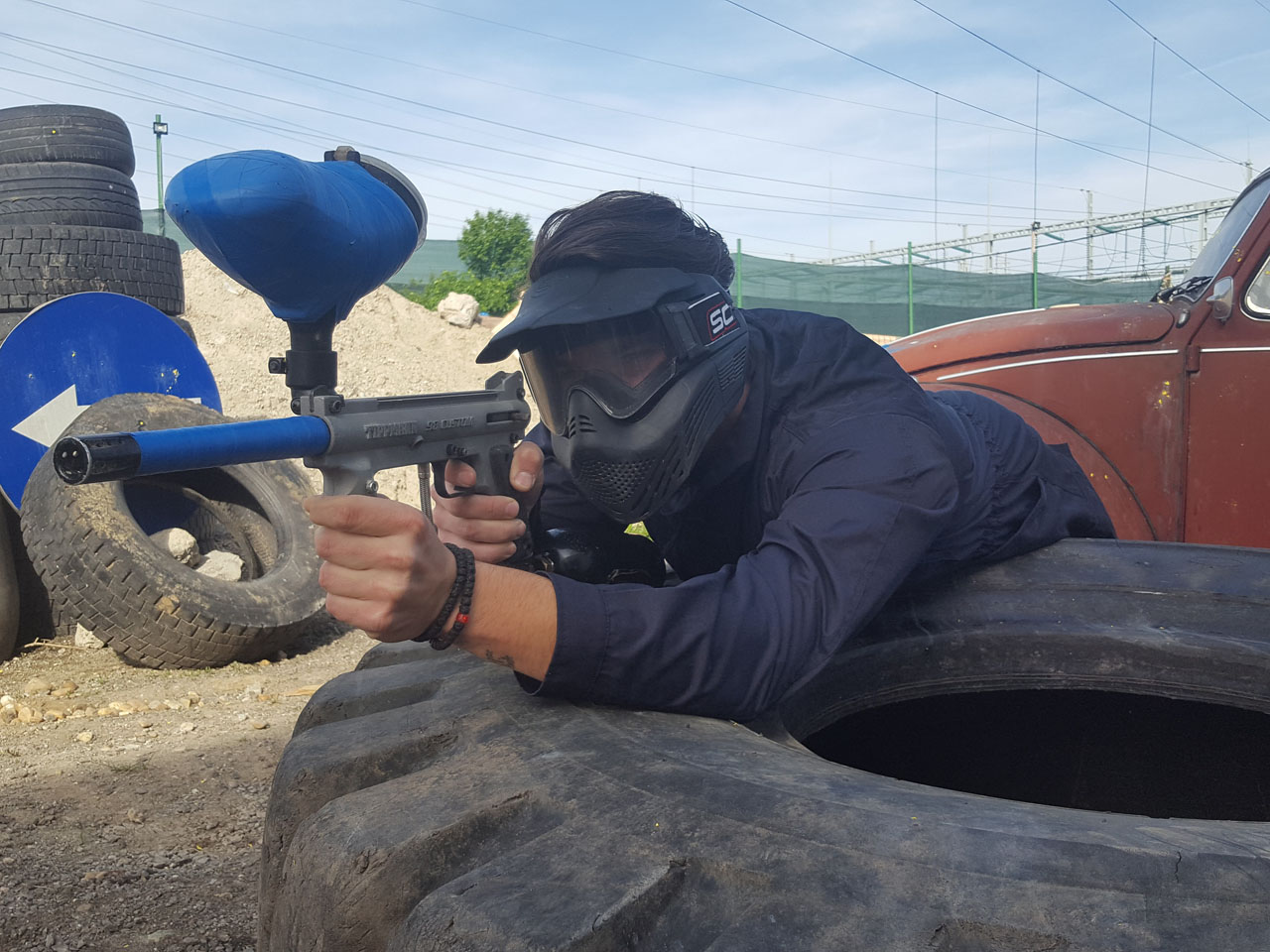 KARAULA PAINTBALL Paintball Beograd