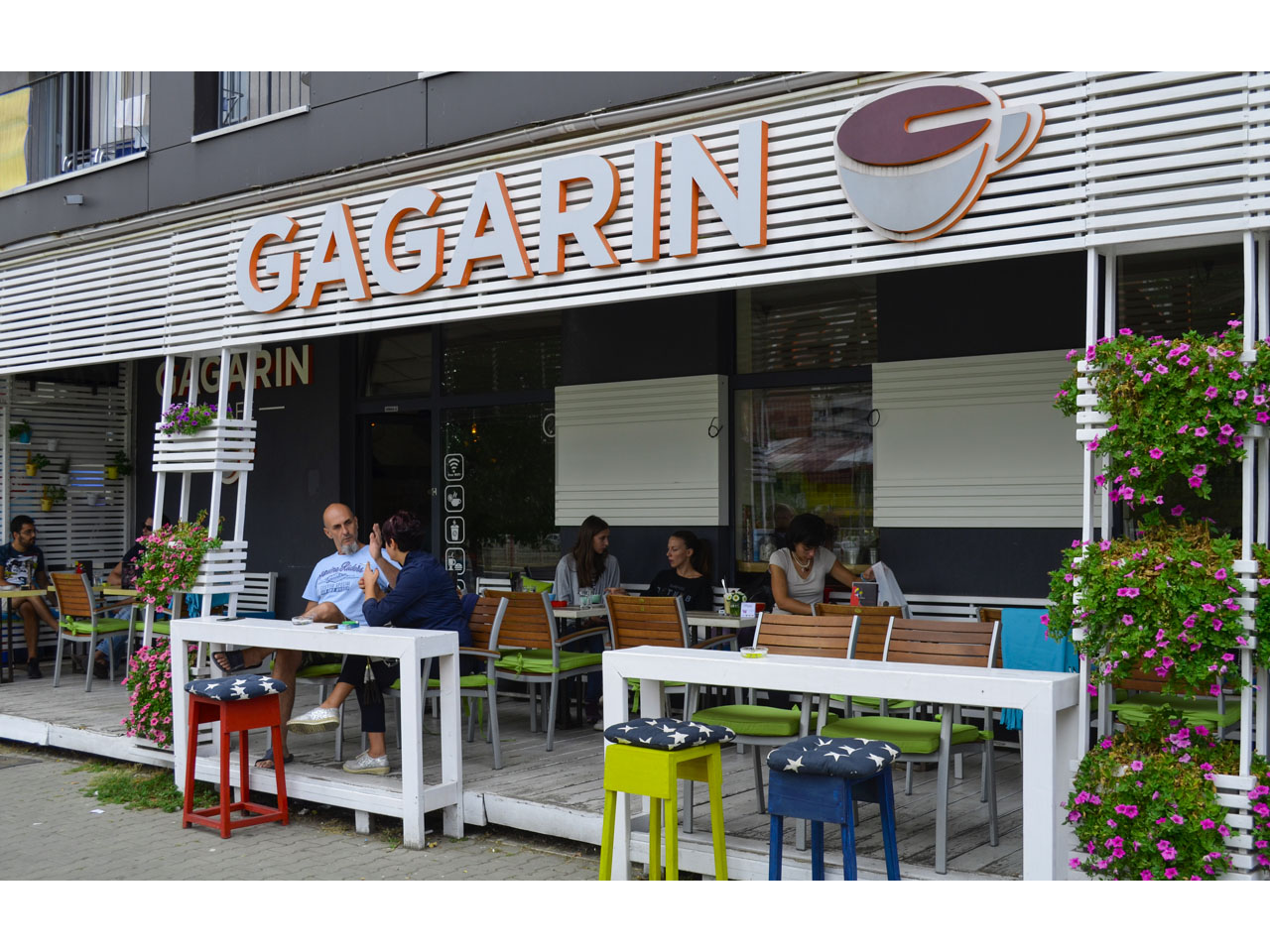 CAFFE GAGARIN Bars and night-clubs Beograd