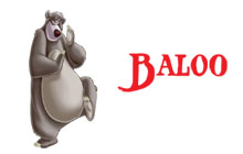 BALOO BROWN KINDERGARTEN