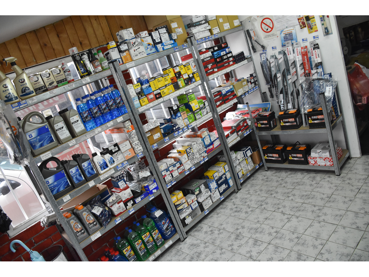 PRO CAR PARTS AND EQUIPMENT Replacement parts Beograd