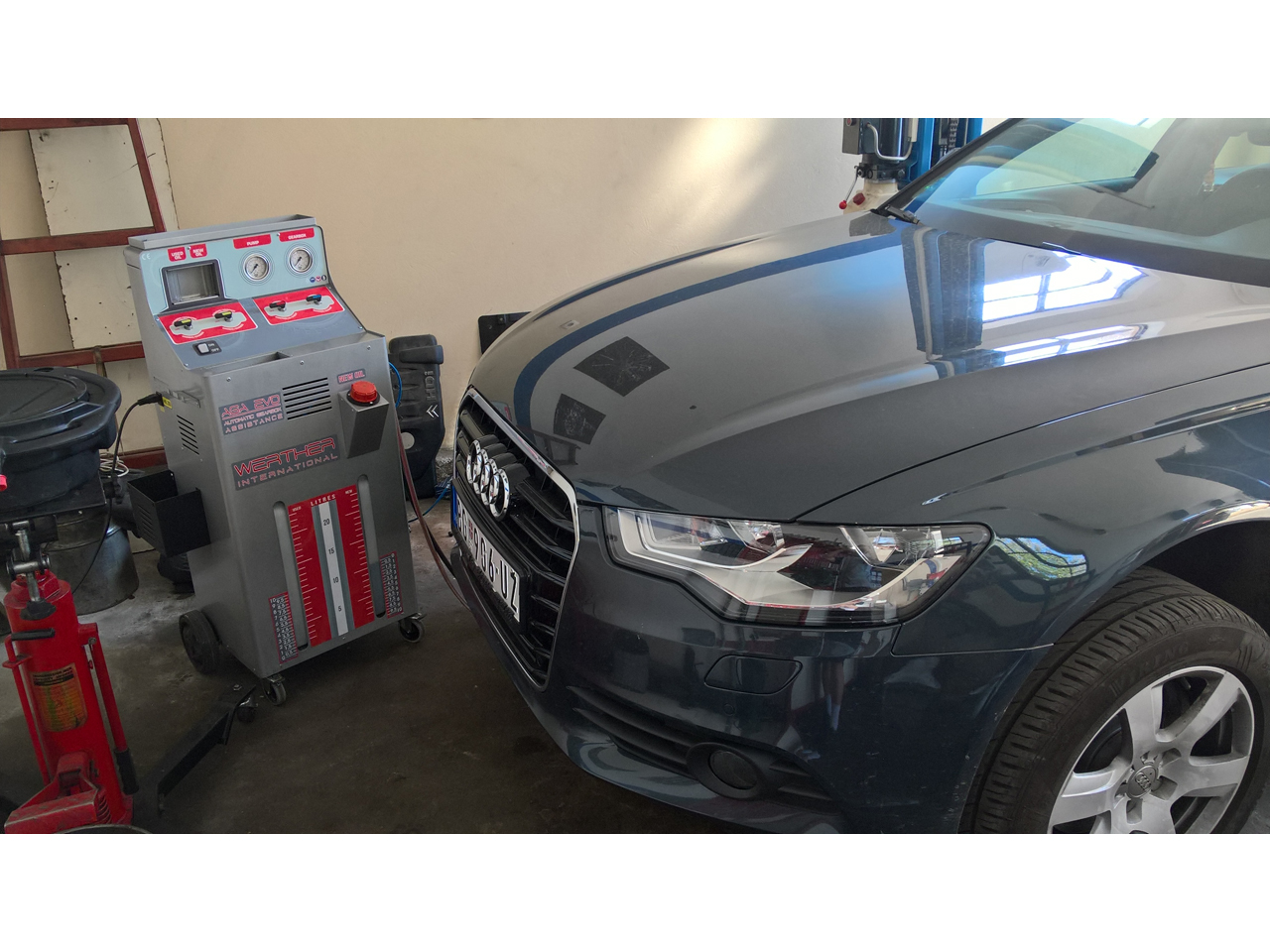 CAR SERVICING VN - GEAR SHIFTER REPAIRS Car service Beograd