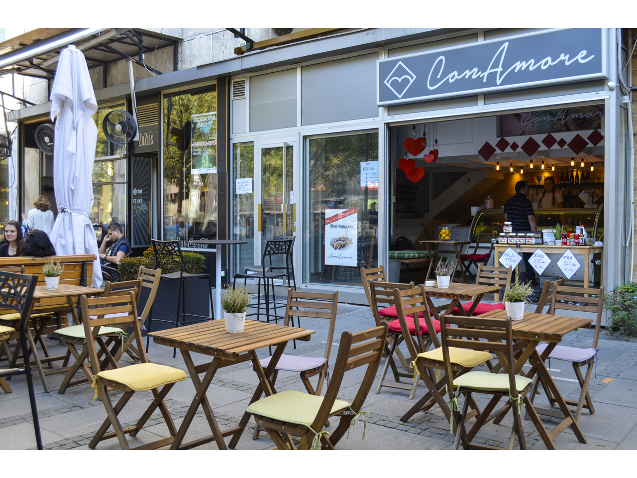 CONAMORE Pastry shops Beograd