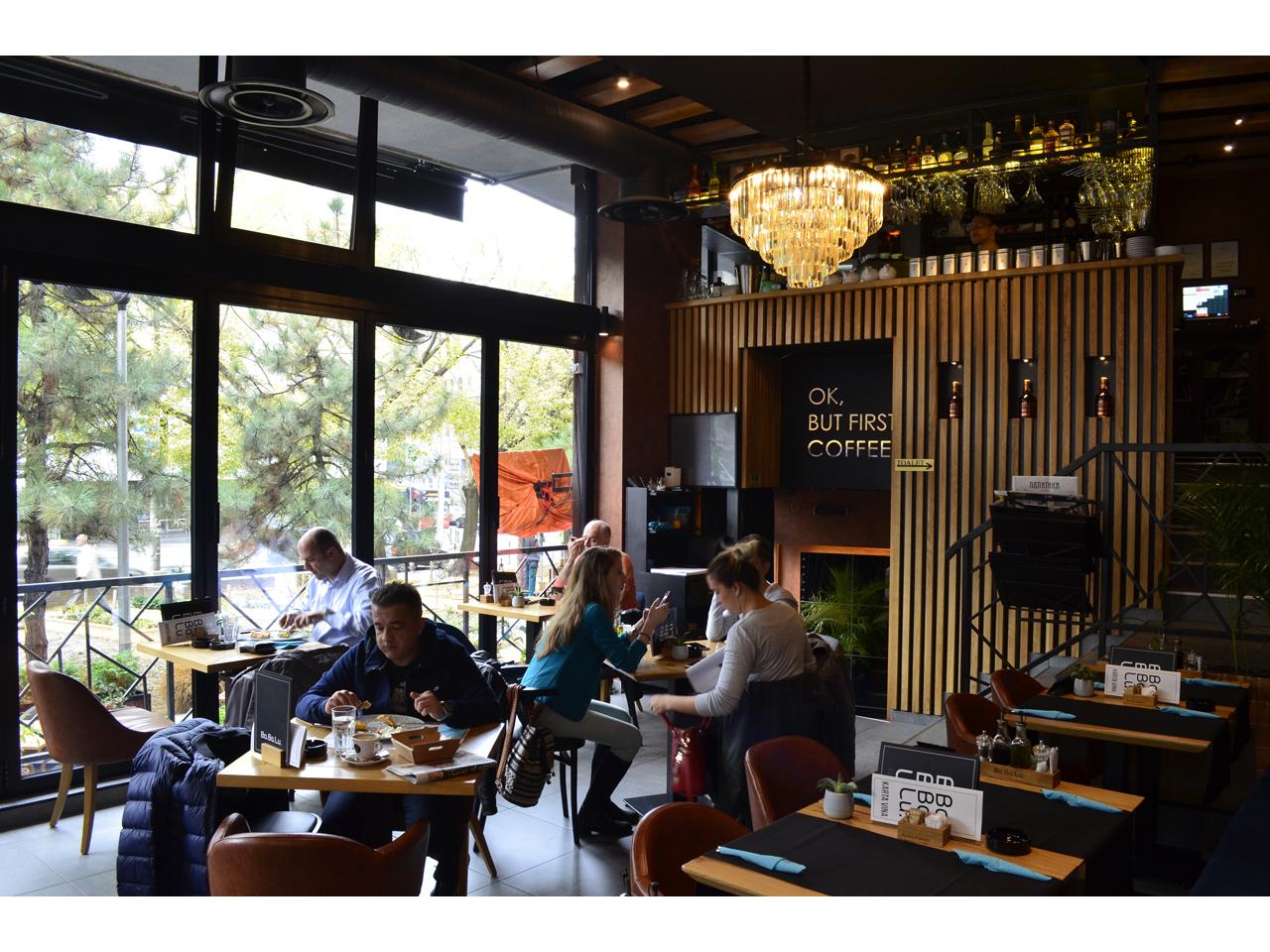 Ba Ba Lu Restoran Restaurants 45 Makenzijeva St Vracar
