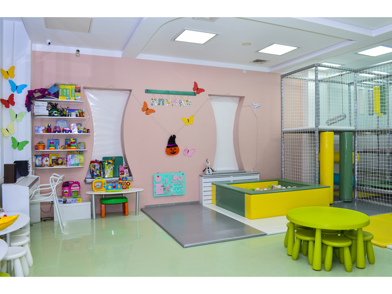 KLUPKO KINDERGARTEN Kids birthdays Beograd