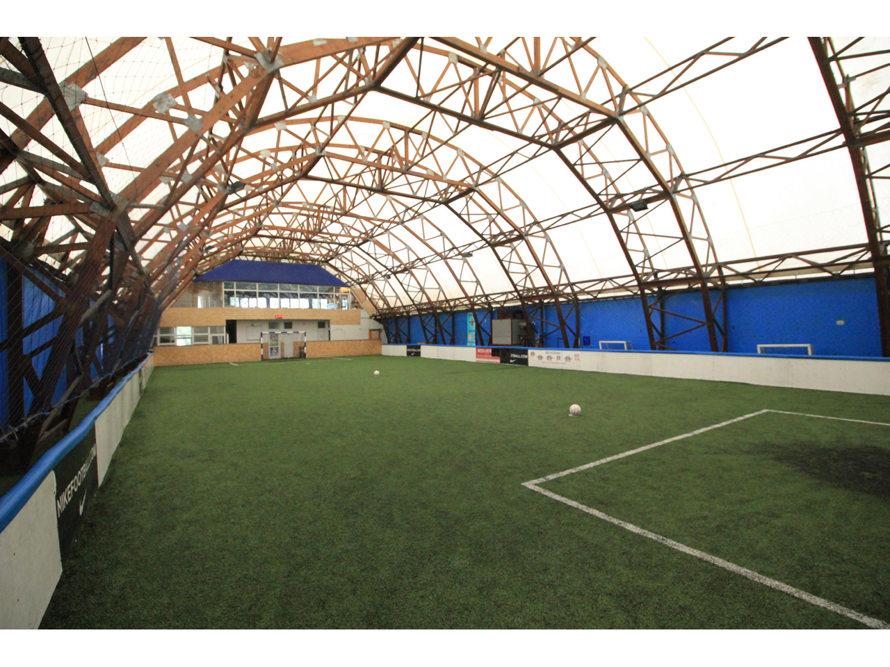 MINI FOOTBALL DOME IMPERIJA SPORT Inflatable domes for football courts Beograd