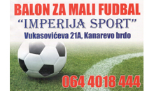 MINI FOOTBALL DOME IMPERIJA SPORT