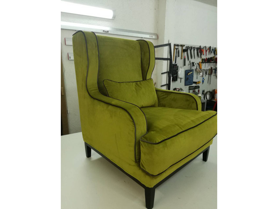 UPHOLSTERY STORE SEDIA DESIGN Interior decoration Beograd