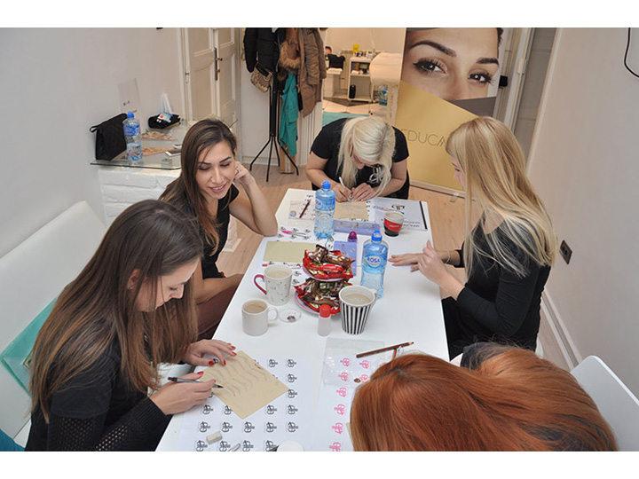 DISCOVER BEAUTY ACADEMY Cosmetics salons Beograd