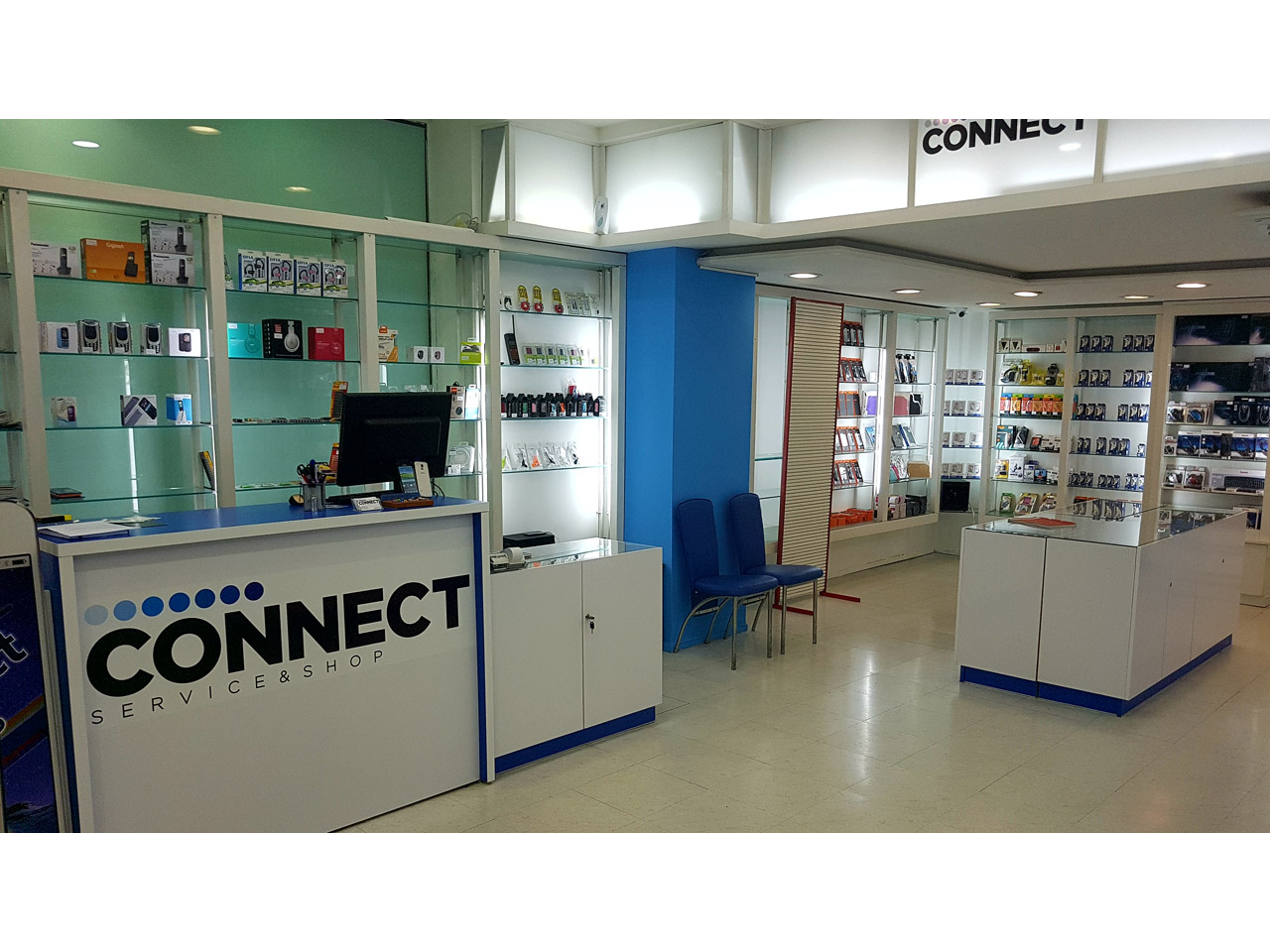 CONNECT SERVIS & SHOP Mobile phones service Beograd