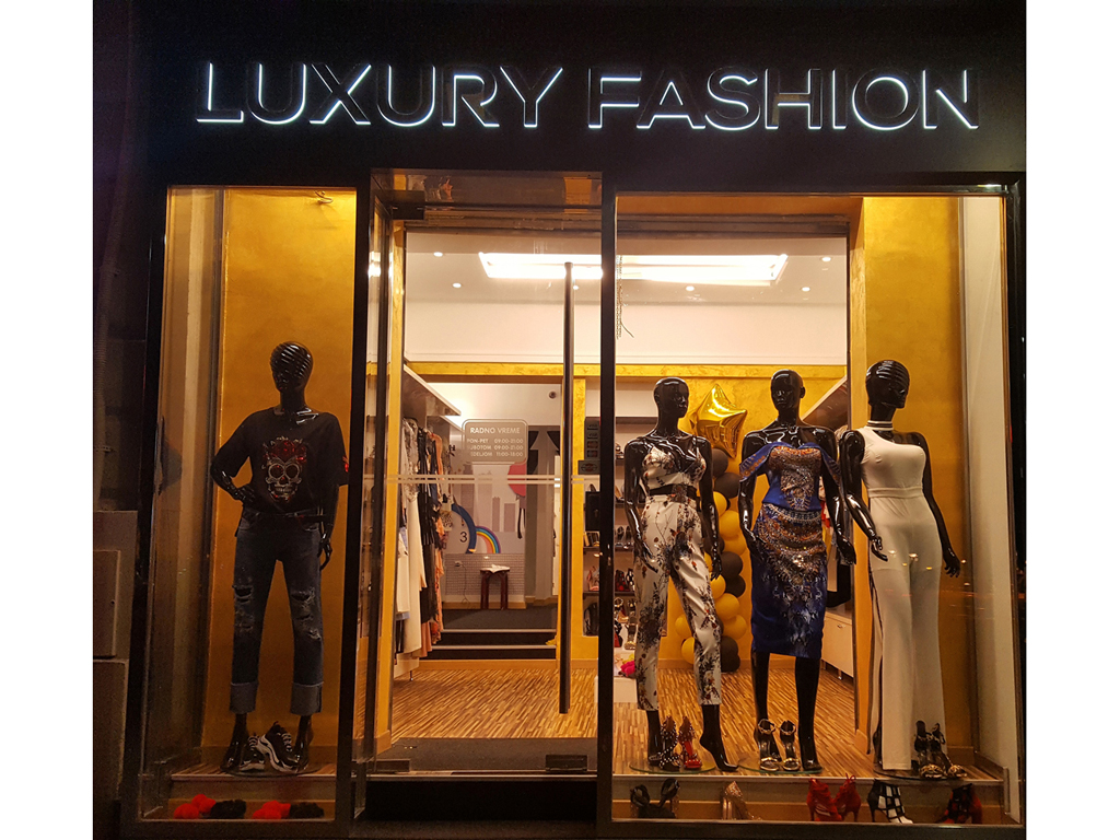 LUXURY FASHION Boutiques Beograd