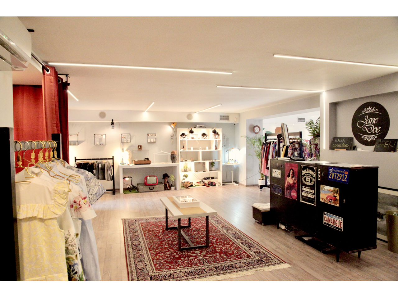 JANE DOE CONCEPT STORE Galleries Beograd