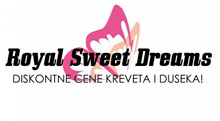 ROYAL SWEET DREAM KREVETI I DUŠECI