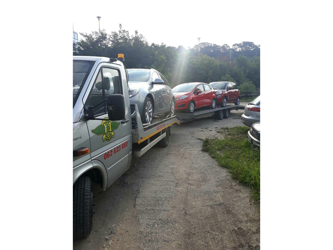 TOWING SERVICE Towing service Beograd