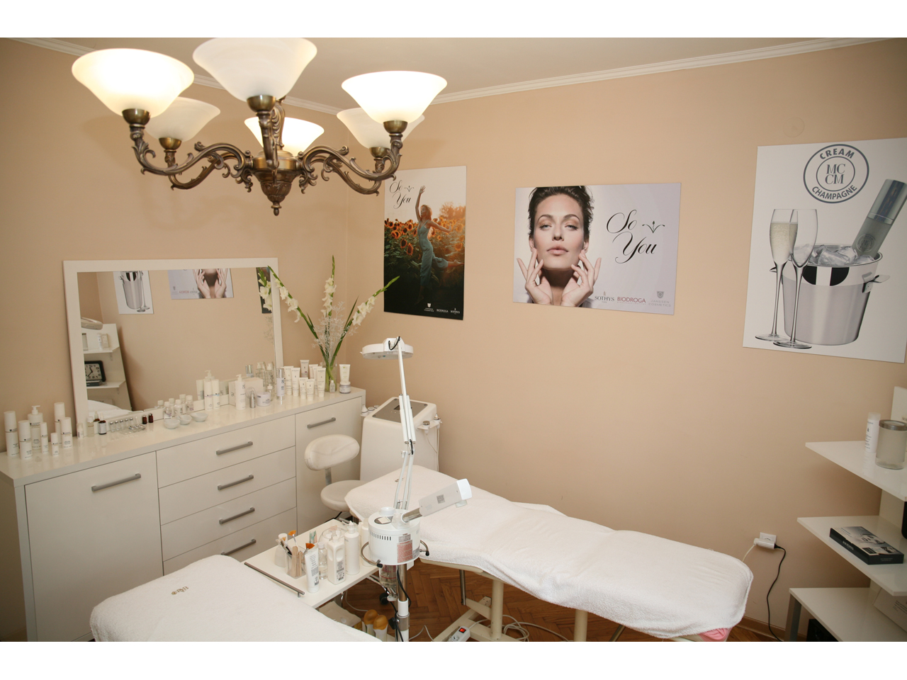 COSMETIC SALON SO YOU Beauty salons Beograd