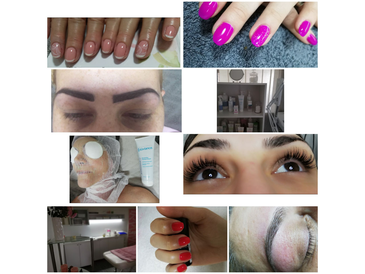 COSMETIC SALON BEAUTY AS Masage Beograd
