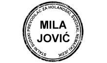 MILA JOVIC COURT INTERPRETER FOR DUTCH SWEDISH AND GERMAN LANGUAGE