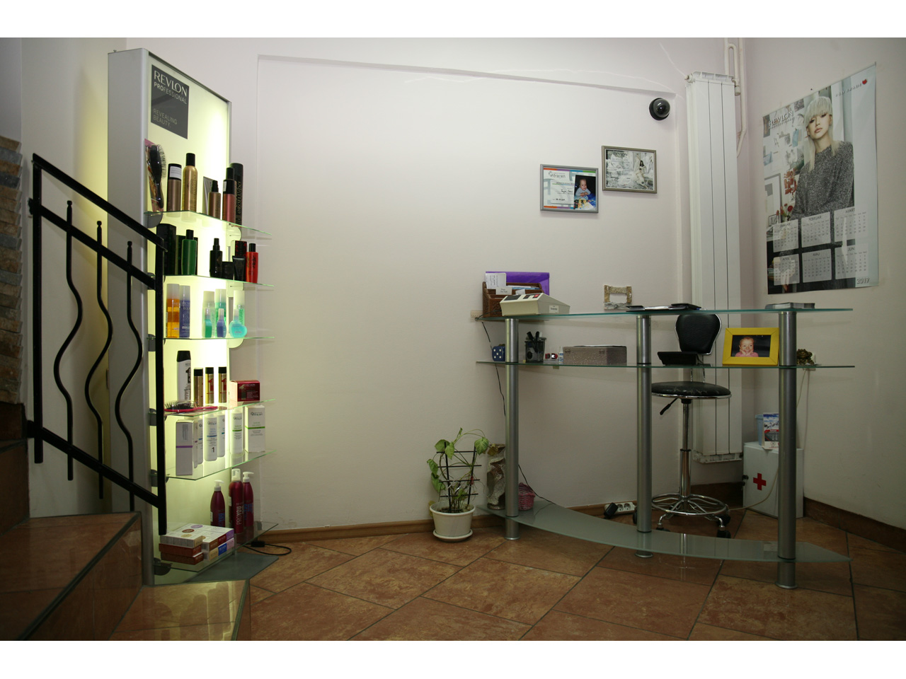 BUBI T - COSMETIC AND HAIRDRESSING SALON Hairdressers Beograd