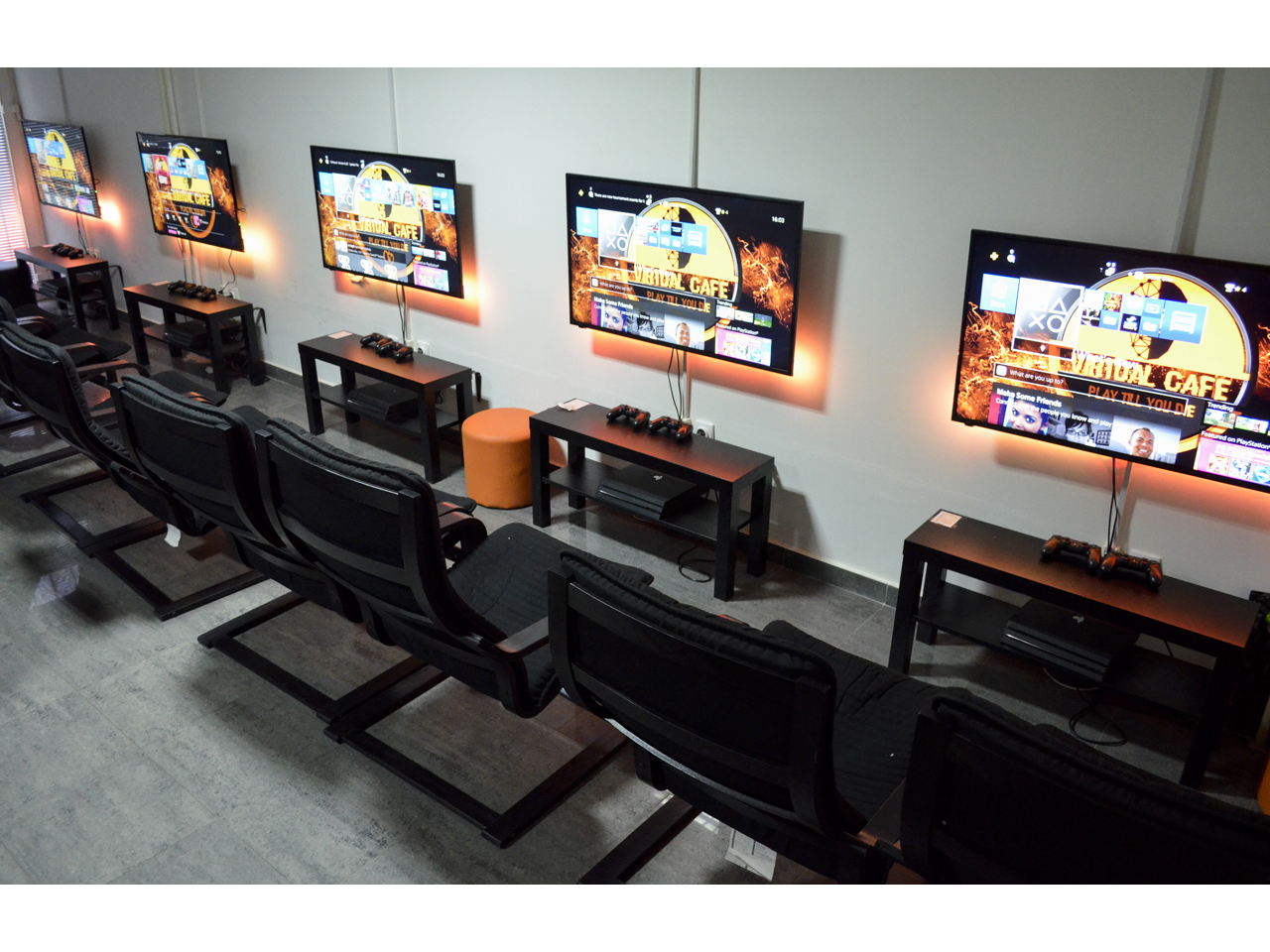 VIRTUAL CAFE   PC game rooms   66 Nehruova st , lokal 1