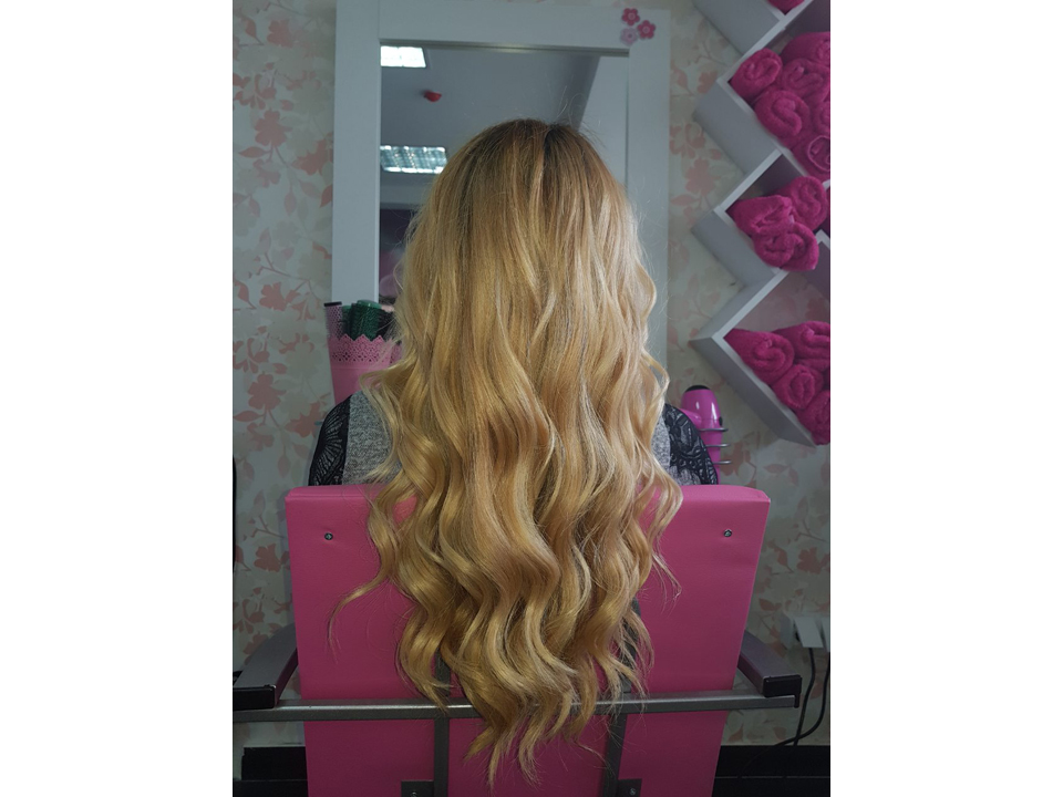 COUNTESS - BEAUTY AND HAIR SALON Hairdressers Beograd