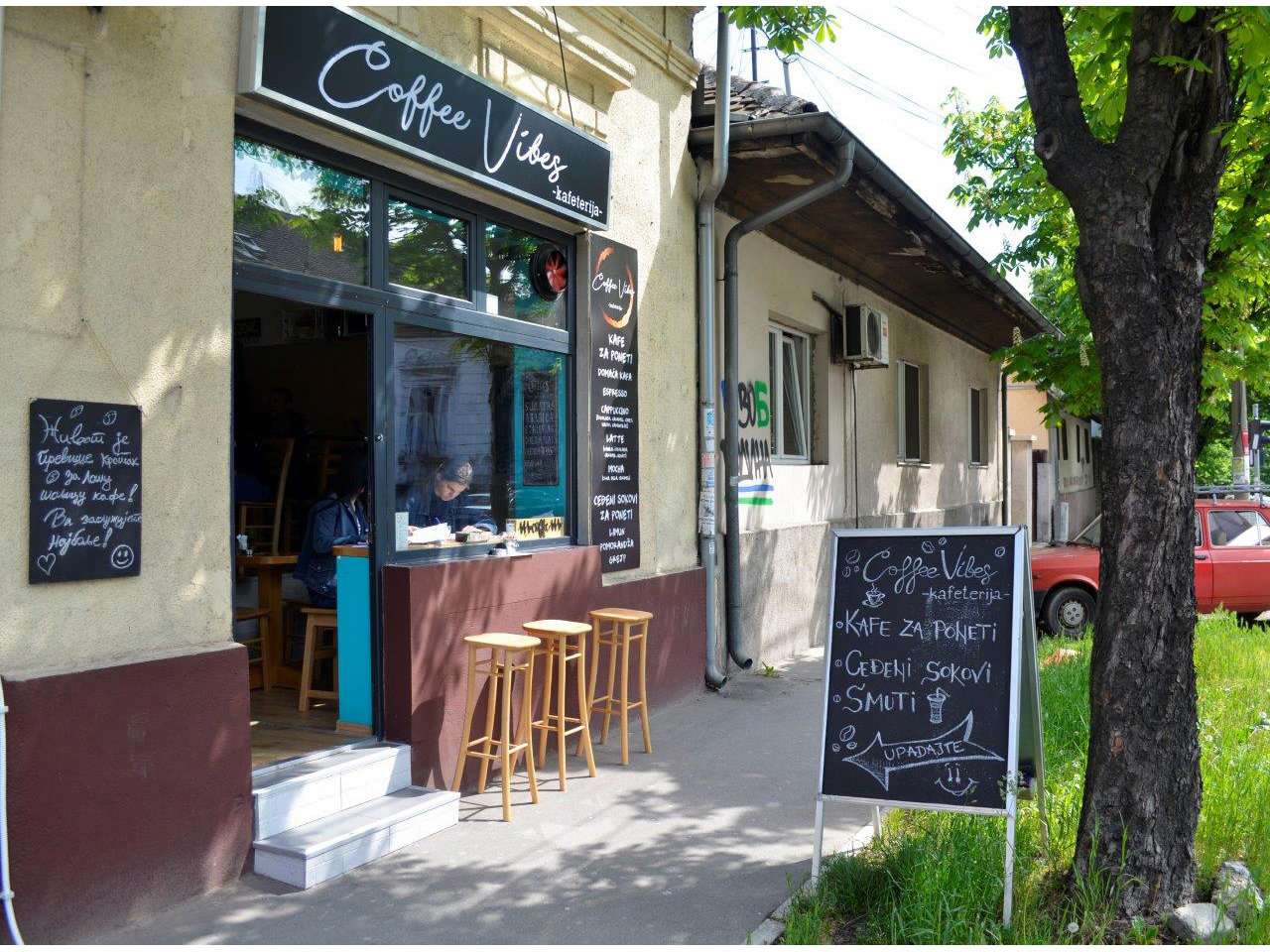 COFFEE VIBES Bars and night-clubs Beograd