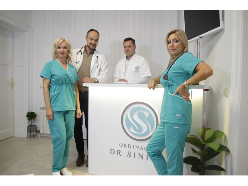 DR SINICKI - QUANTUM AND AESTHETIC MEDICINE Doctor Beograd