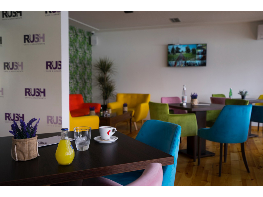 RUSH CAFE & APARTMENTS Bars and night-clubs Beograd