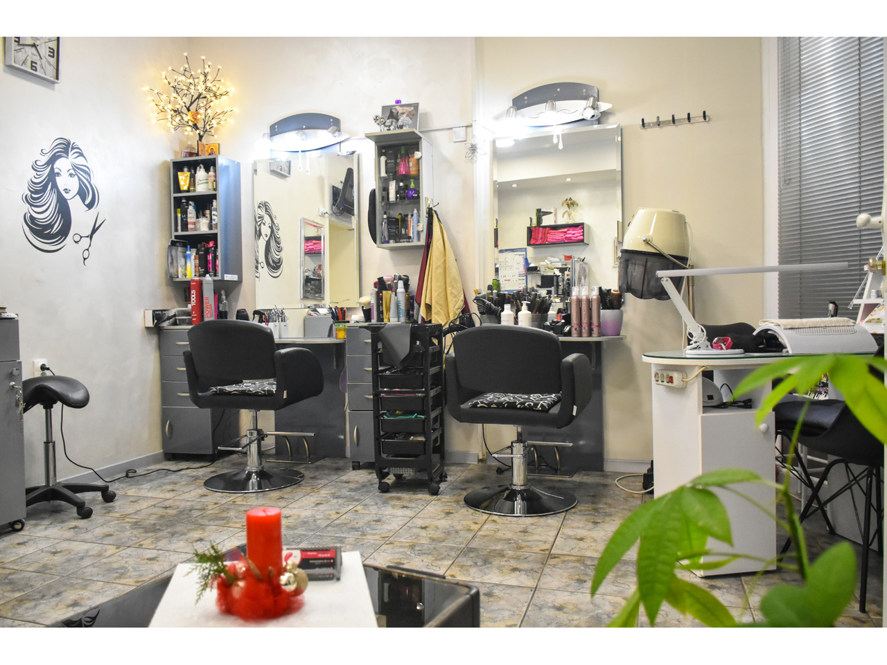 HAIR AND BEAUTY STUDIO DUDA Masage Beograd