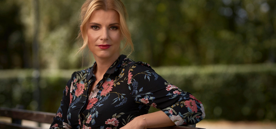 Natasa Miljkovic: I always wanted to be a reporter