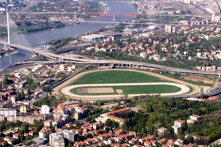 Belgrade hippodrome, the place where horses leap the gap between the rich and the poor