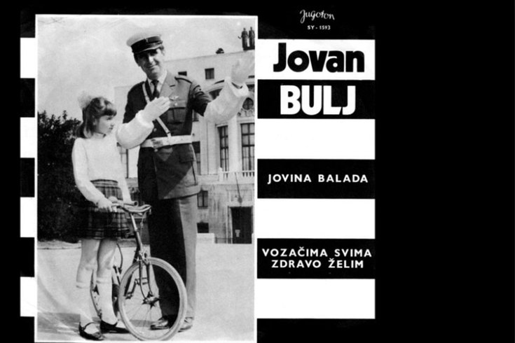 Jovan Bulj - the star of Belgrade's traffic lines