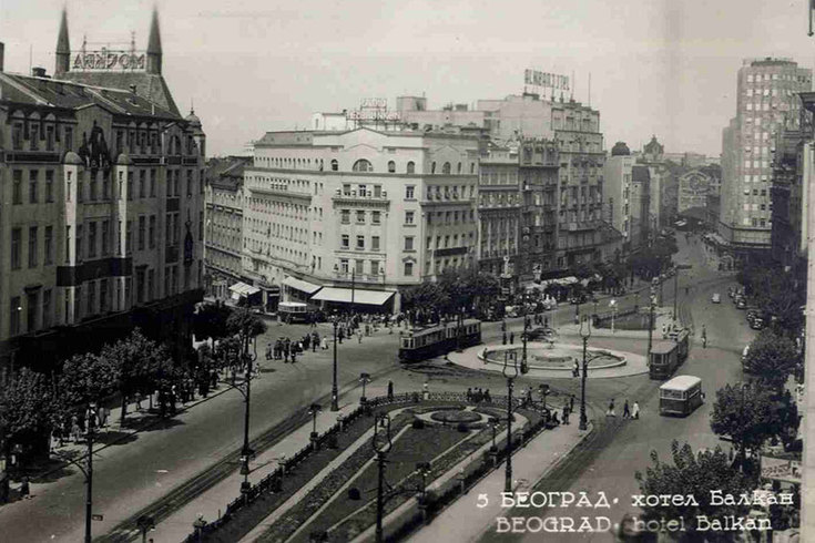 The history of public transportation in Belgrade - from running horses to validators (pt. 2)