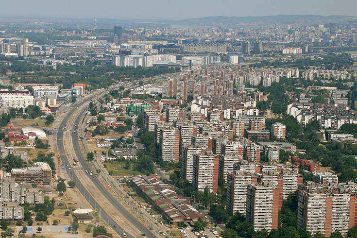 New Belgrade's number mystery - who, when and why named the Blocks with numbers?