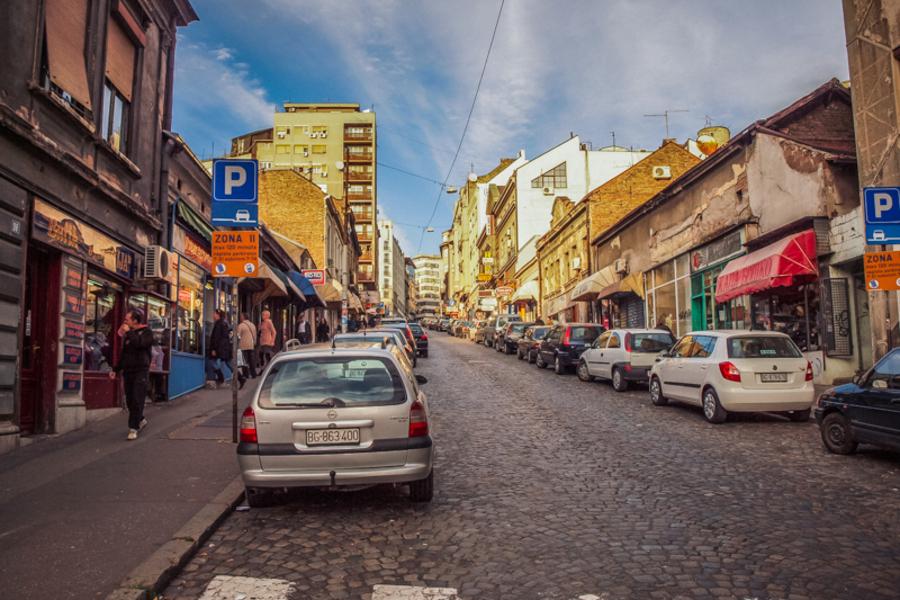 Balkanska Ulica Najpoznatija Beogradska Uzbrdica Vodic Kroz