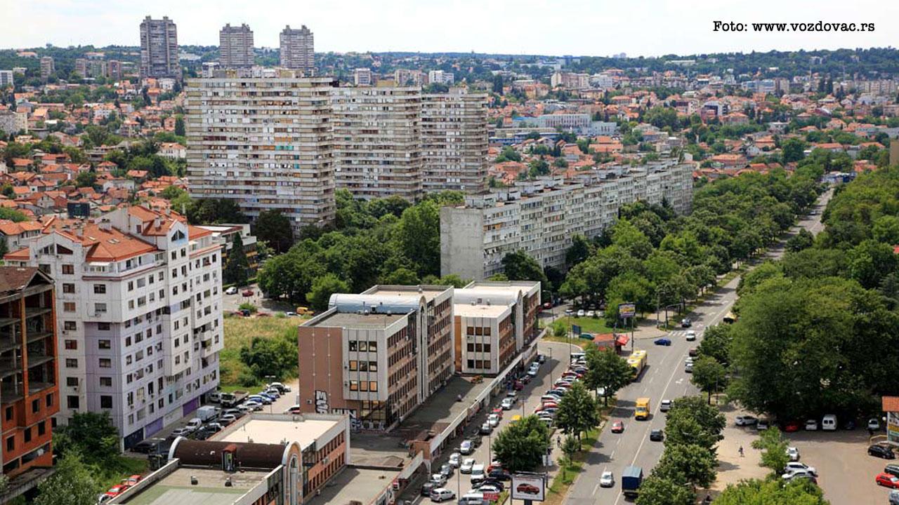 pictures of belgrade  vozdovac