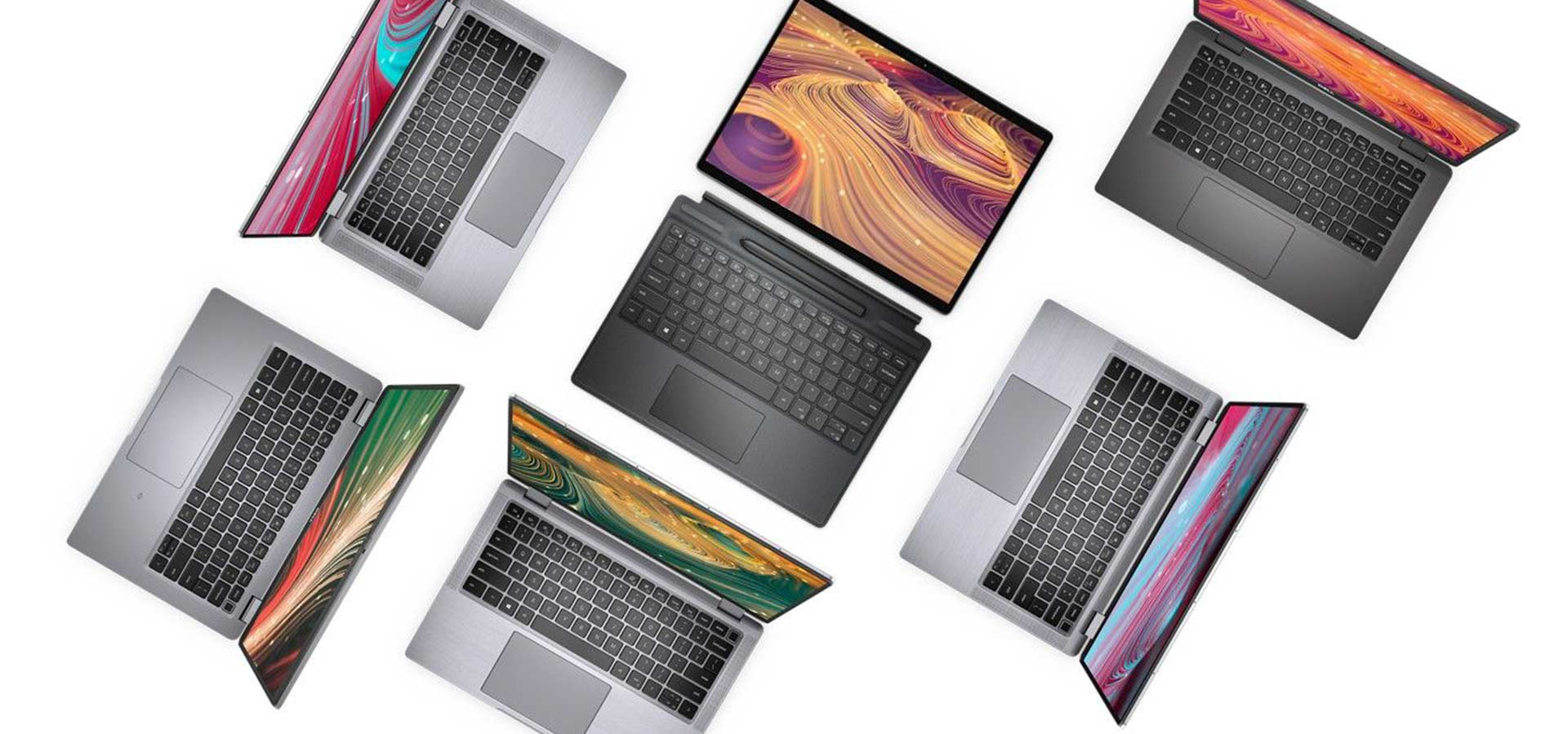 Dell laptops - the right machines for any job