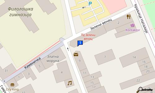 lomina ulica beograd mapa BAY TRAVEL TURISTIČKA AGENCIJA | baj travel, baja travel Beograd  lomina ulica beograd mapa