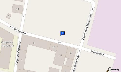 mihizova ulica beograd mapa PALMAS BOUTIQUE | concept store Dorćol, concept store Belgrade  mihizova ulica beograd mapa