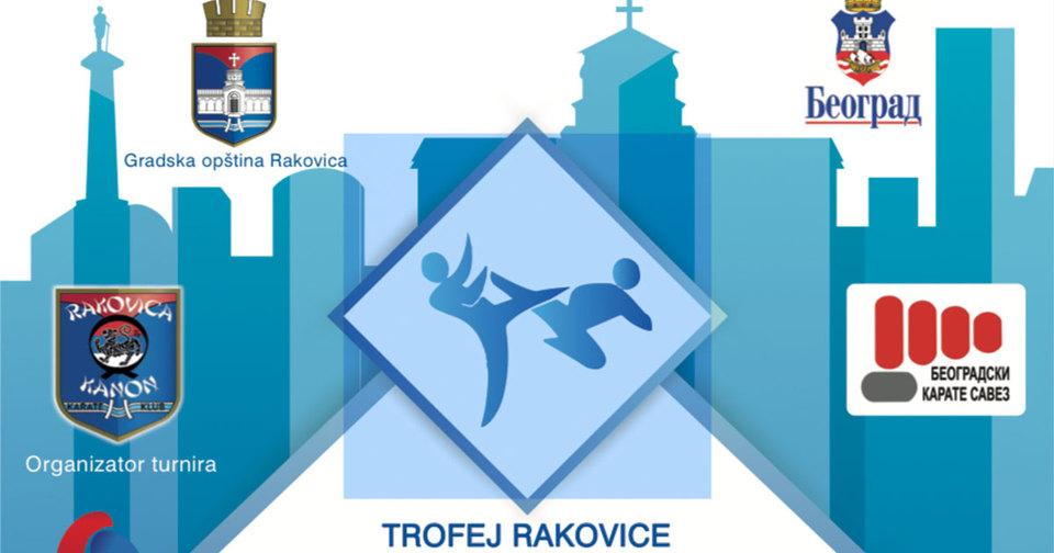 "Karate turnir ""Trofej Rakovice 2017"""