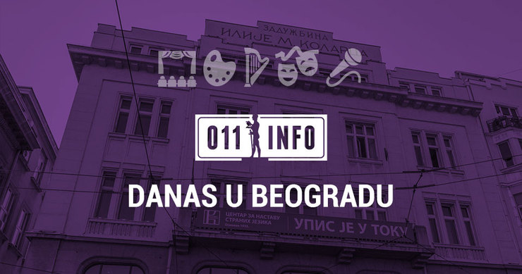 "Danas je otvaranje filmskog festivala ""Alternative film/video festival"""